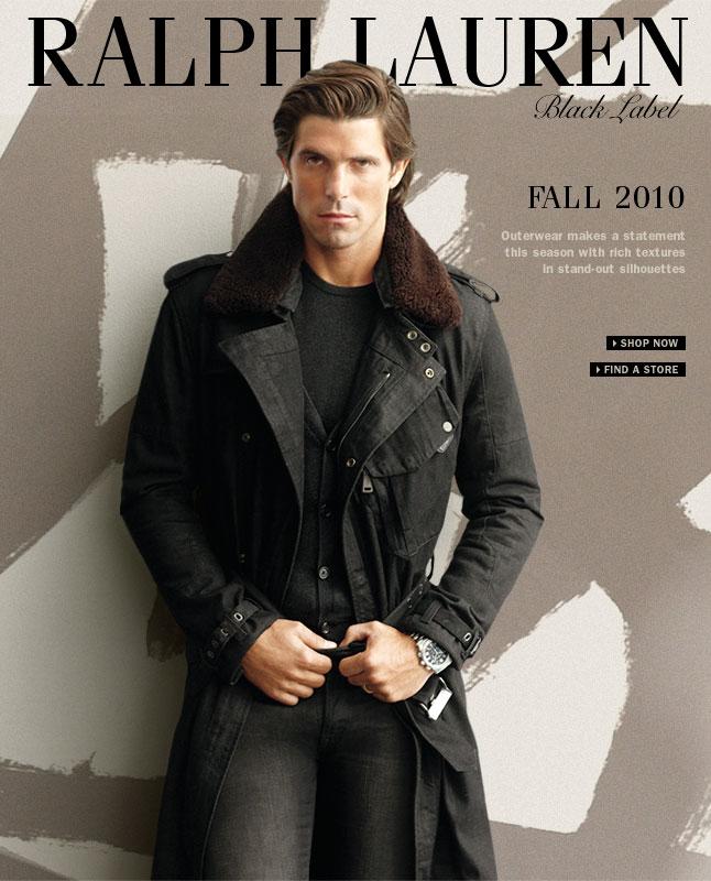 Fall 2010 - Men's Black Label