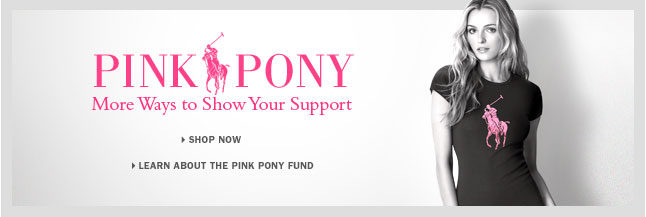 Pink Pony – More Ways to Shop