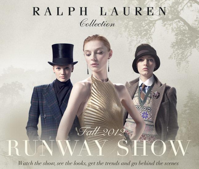 Fall 2012 Runway Show