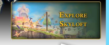 Explore Skyloft