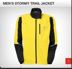 MEN'S STORMY TRAIL JACKET >