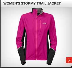 WOMEN'S STORMY TRAIL JACKET >
